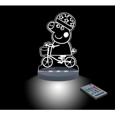 Funlight Peppa Pig Bike