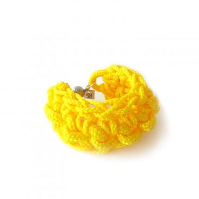 Perle Bracelet Yellow