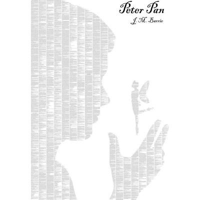 "Childrens's Book Poster ""Peter Pan"""