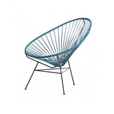 Acapulco Chair | Petrol Blue