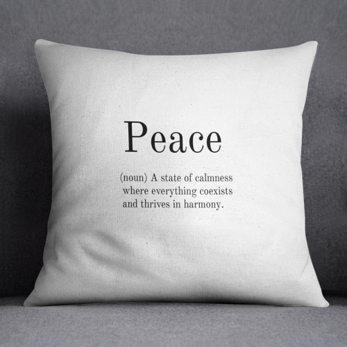 Kussen | Peace