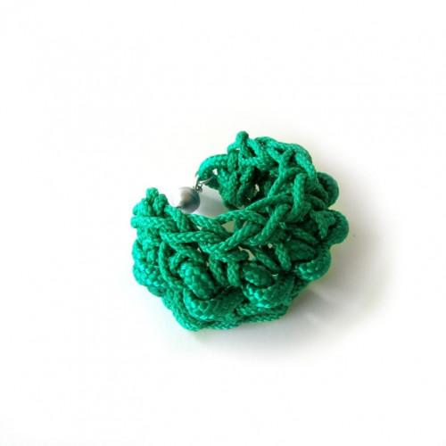 Perle Bracelet Green