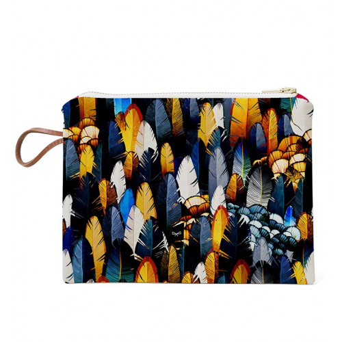 Sauvage 17   Small Pouch