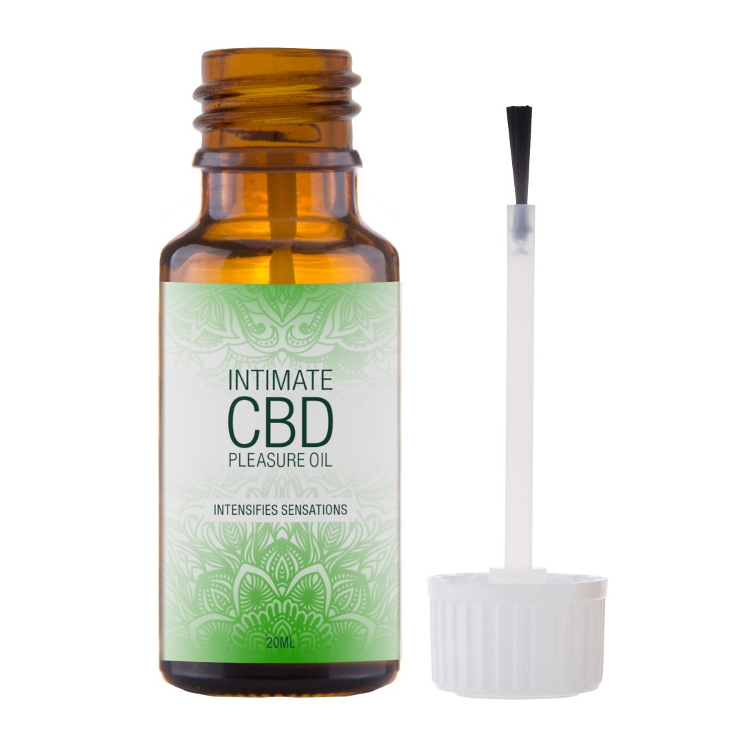 Natürliches CBD-Intimvergnügungsöl 20 ml