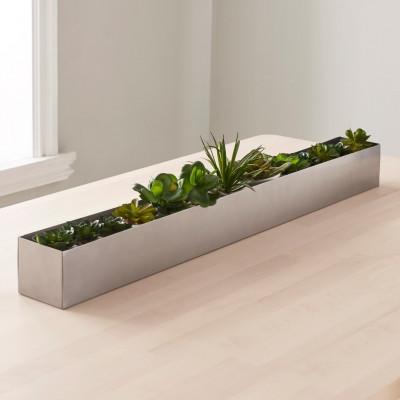 Pflanzenhalter Langer Tisch Mittelstück