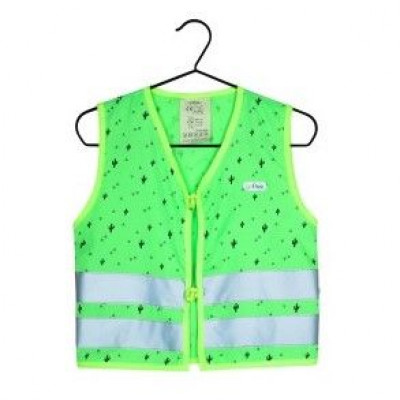 Fluo Vest Boys Phill | Green