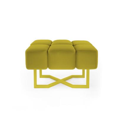 Sofa Puffy S | Birnengrün