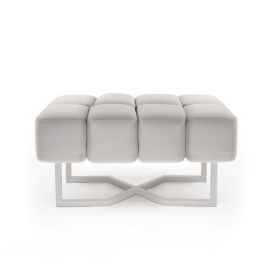 Sofa Puffy M | Grau