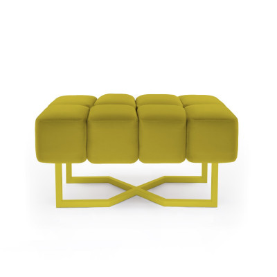 Sofa Puffy M | Birnengrün