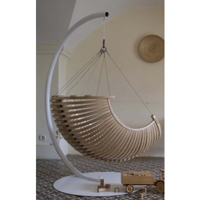 Support for Hanging Chair White