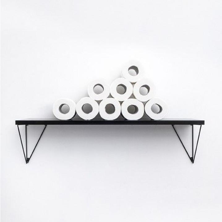 Shelf 80 x 20 | Walnut