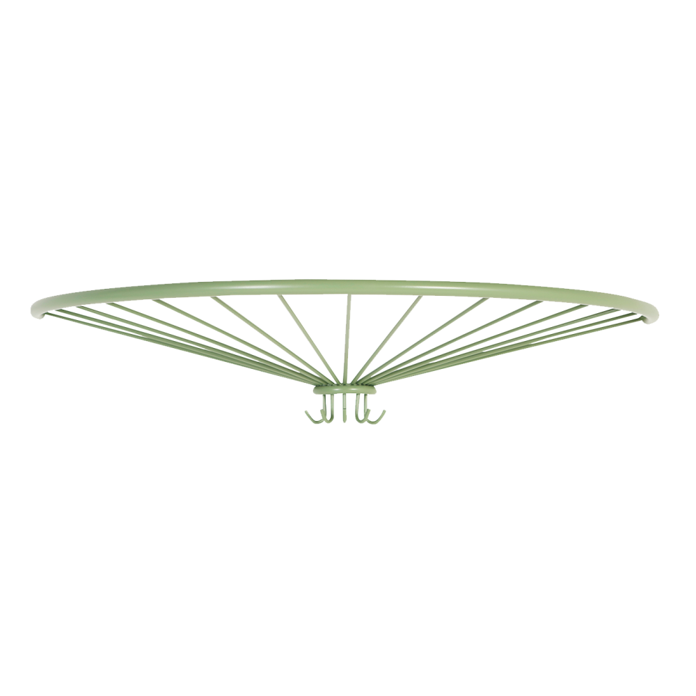 Hat Shelf Pinna | Green
