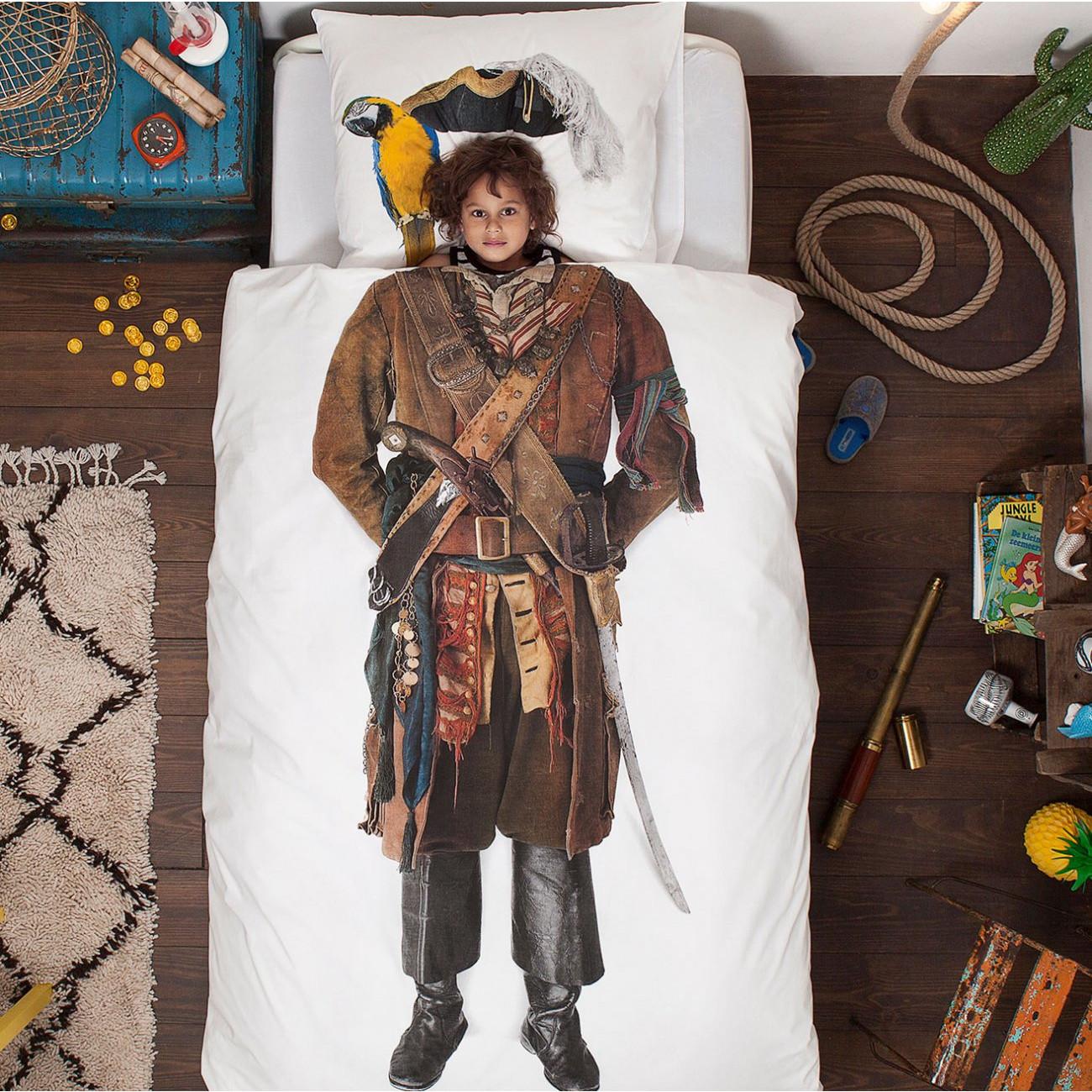 Piraten-Bettdeckenbezug-klein