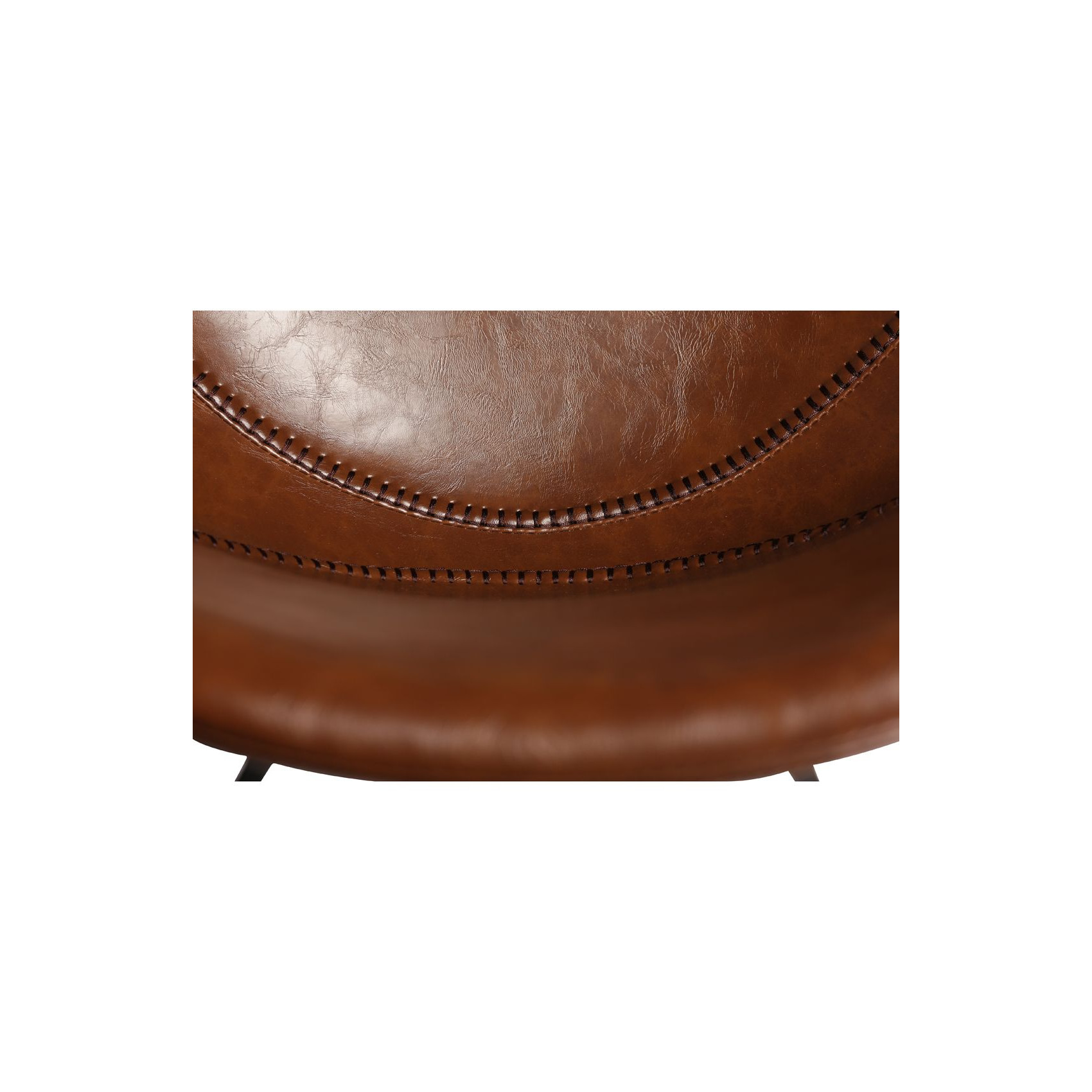 Chaise Pitch   Brun
