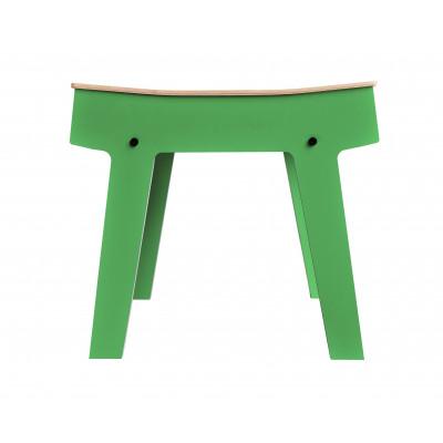 Pi-Hocker | Palmenblattgrün