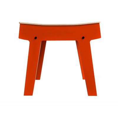 Pi Hocker | Foxy Orange