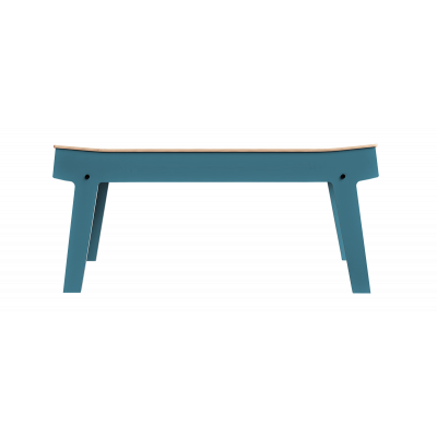 Pi Bank | Stein Blau Grau