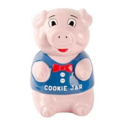 Cookie jar Oinking Pig