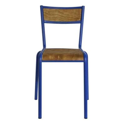 Stuhl Pilot   Blau
