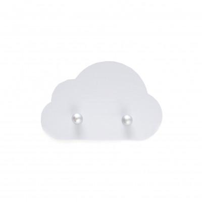 Playful Accessories   Cloud Coat Rack 2 pegs