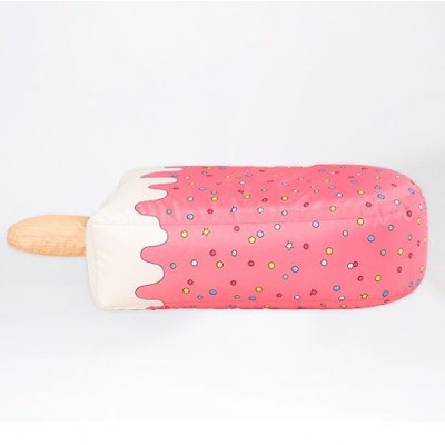 Kid's Pouf Pink Ice Cream