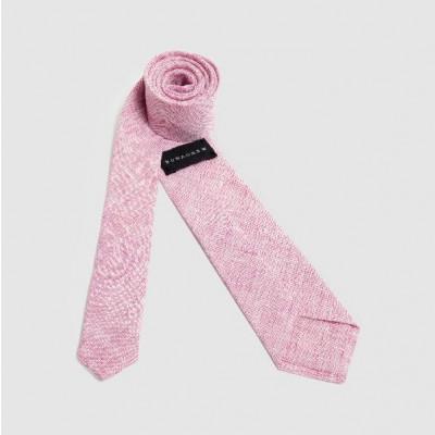 Linen Tie | Burnet Rose