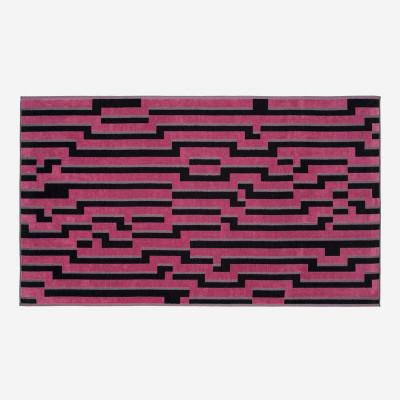 Strandtuch Pink Waves