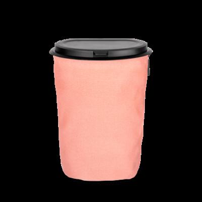Flextrash Mülleimer 9 L | Rosa