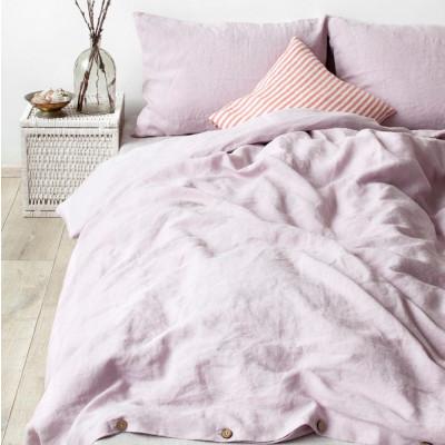 Bettwäsche-Set   Lavendelrosa
