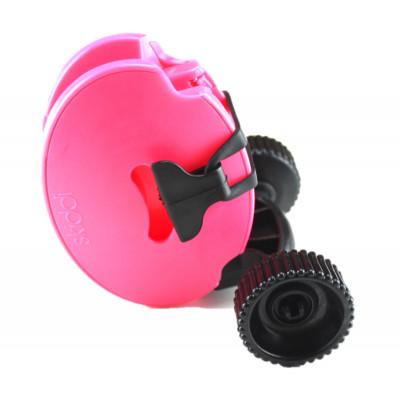 Mini Ski Trolley Skiddi | Rosa