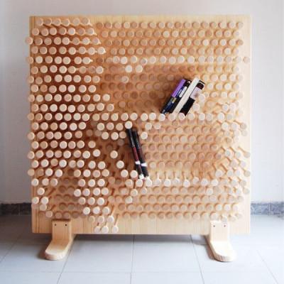 PinPres Standalone | Wood
