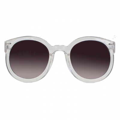 Sonnenbrille Pipelette   Transparent