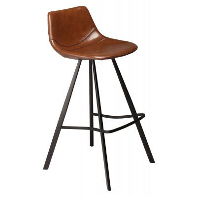 Pitch Bar Chair | Hellbraun