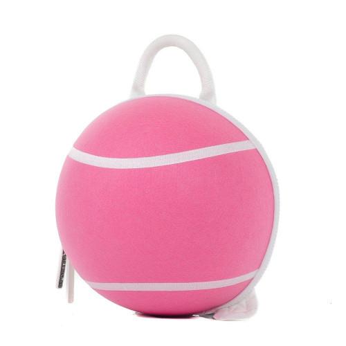 Backbpack   Tennis Ball Pink