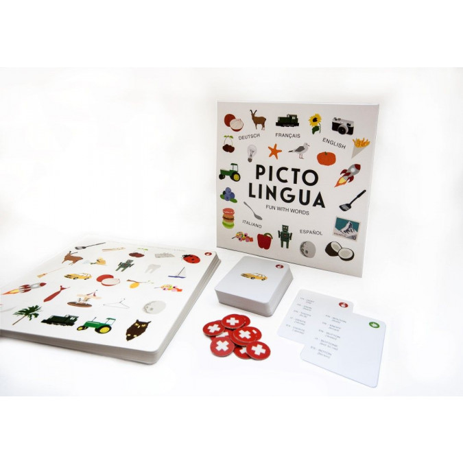 Kid's Game Pictolingua