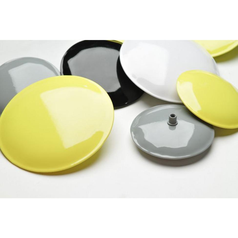 PIN-kapstok, set van 3 Wit