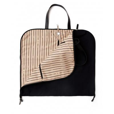 Brendon Garment Bag | Black