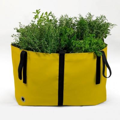 Pflanztasche 'Bag' | Gelb
