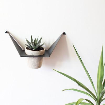 Plant Hanger Clean | Dark Grey