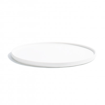 Runde Schalenmilch | Weiß