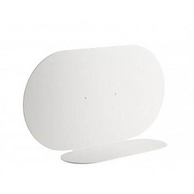 Regal Aureole Horizontal | Weiß
