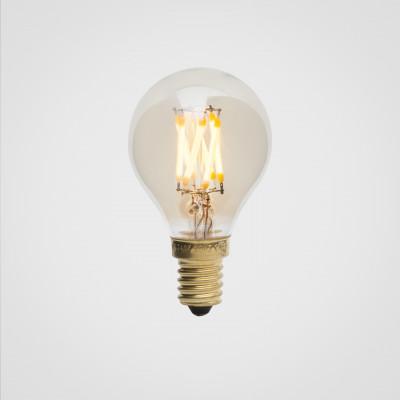 Glühbirne Pluto 3 Watt klar