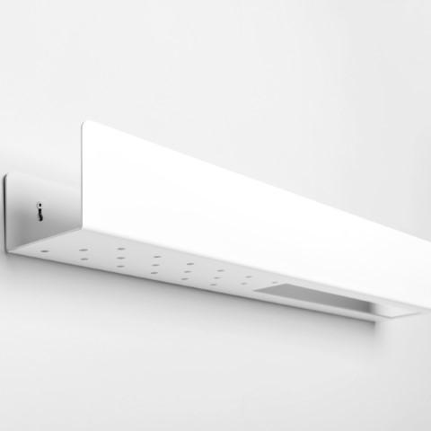 Shelf Landa 70cm | White