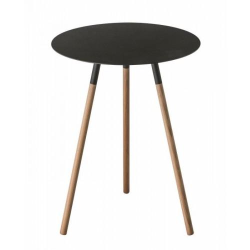 Side Table Plain | Black