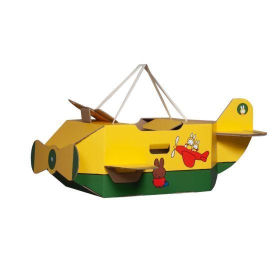 Mister Tody's Plane   Miffy