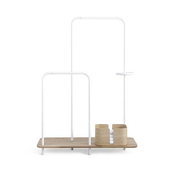 Plattenspeicher | Weiß