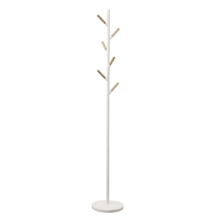 Hanger Pole Plain | White