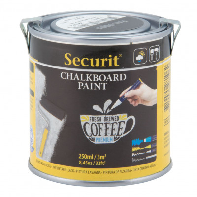Paint for Chalkboard | Black