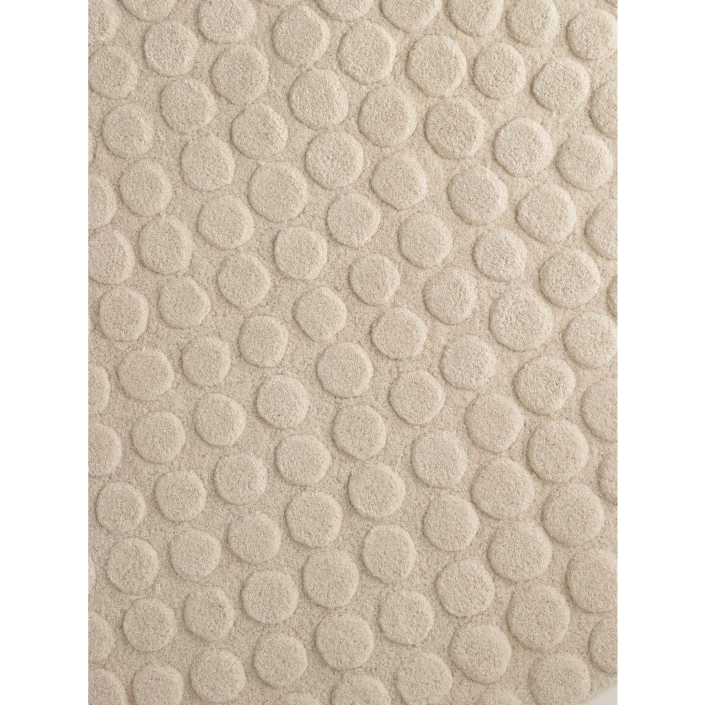 White PomPom Carpet