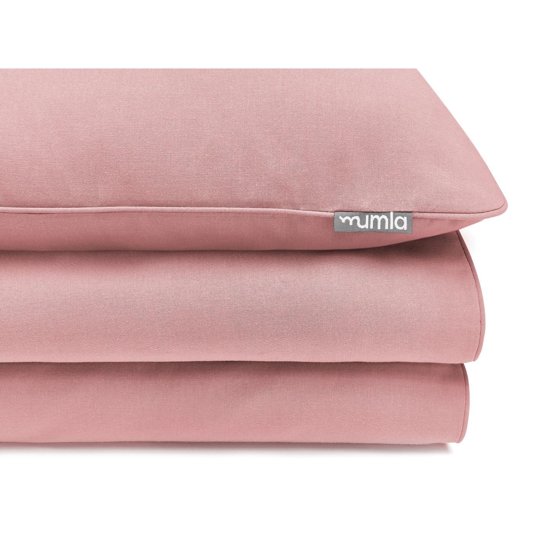 Bettwäsche-Set   Basic Pink